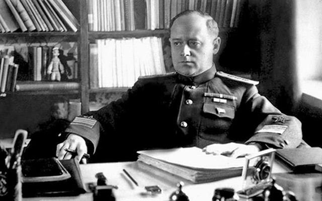 Исаков Иван Степанович