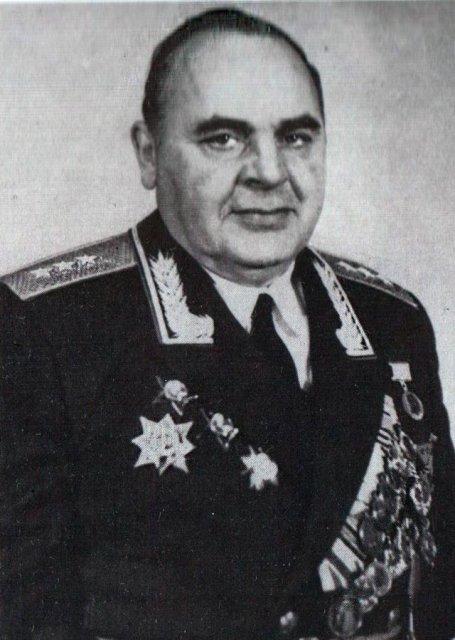 Сергей Аганов - Маршал инженерных войск