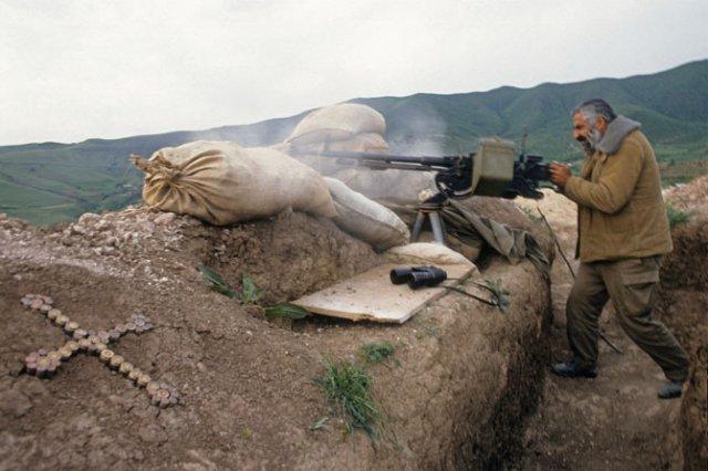 Нагорный Карабах война